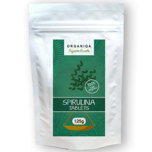 Bio Spirulina tabletta 125g