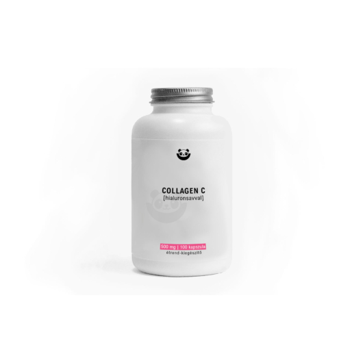 Panda Nutrition - Collagen C (100 kapszula)