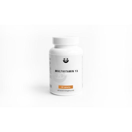Panda Nutrition - Multivitamin 13 (30 kapszula)
