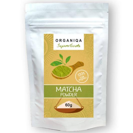 Bio, nyers Matcha por 60g