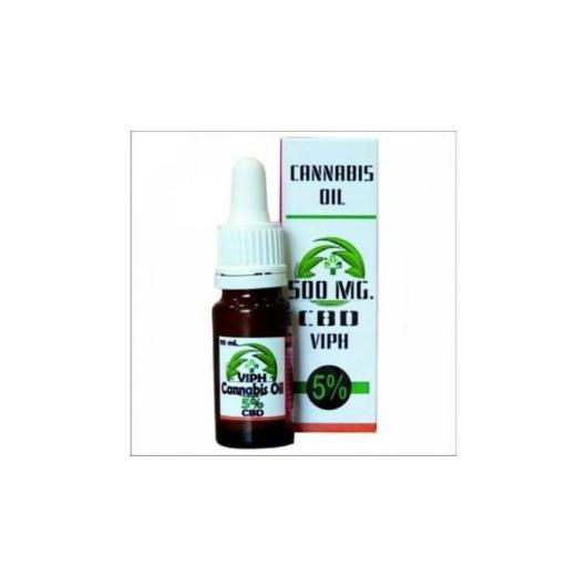VIPH CBD OIL 5% - 10 ML