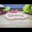 Kép 5/5 - Szerető rózsakvarc szemcse ásvány karkötő
