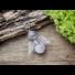 Kép 2/6 - Szenvedély angyal botswana achát ásvány medál