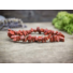 Kép 2/5 - Szerénység jáspis szemcse ásvány karkötő