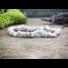 Kép 1/4 - Kitartás howlit szemcse ásvány karkötő
