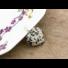Kép 3/7 - Jáspis szív ásvány medál