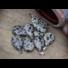 Kép 1/7 - Dalmata jáspis csepp ásvány medál