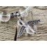 Kép 3/3 - Hegyikristály ásvány karkötő angyallal